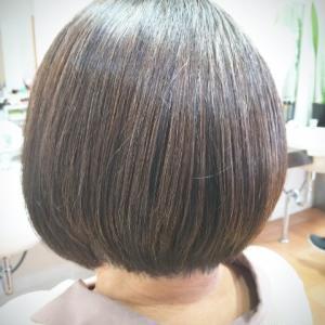 エイジング毛には髪質改善でツヤ感UP