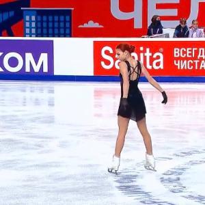 ロシアテストスケート 全てを凌駕したトゥルソワさん