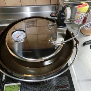 旨い!IH調理器とダッチオーブンで作る「お茶ーシュー」