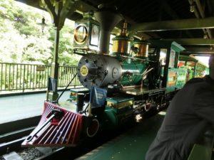 インディアンのキャンプもリアル!ウエスタンリバー鉄道