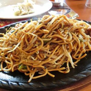 元祖日田焼きそば「想夫恋」!パリッと食感の麺を楽しむ