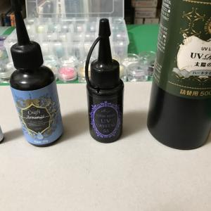 各種レジンと型取り剤の分類(まとめのようなもの)