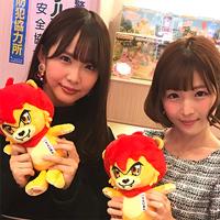 佐倉絆&松村香織来店レポート+新台情報+ぽぽ卒業