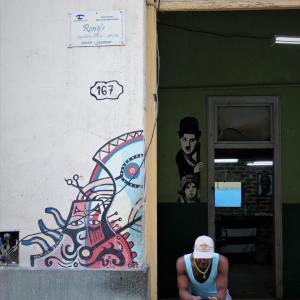2018年ゴールデンウィーク キューバ(ハバナ旧市街ブラブラ編)