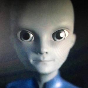 バシャール:目の大きさは「ハイヤーマインド」や「オーバーソウル」の大きさを表しています