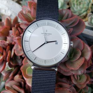お気に入りの北欧ブランドnordgreenの腕時計のストラップを変えてみた(^^)