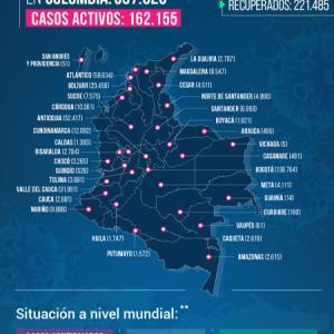 中間層から搾取するコロンビア国家財政