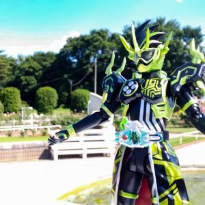 Vol.2020~仮面ライダークロノス クロニクルゲーマー@伊奈町町制施行記念公園