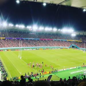 ラグビーワールドカップ2019開幕戦