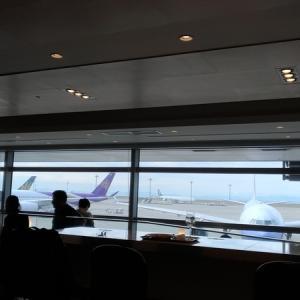 2019 特典航空券で行くカナダ旅行① 〜出発 リアルタイム編〜