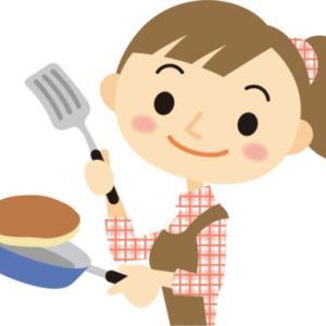 節約のためパン作りを練習する。
