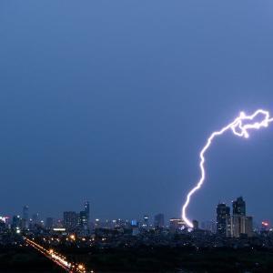 史上最長の雷【認定】‼