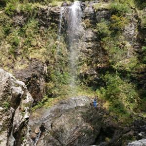 程野の滝とにこ淵♪