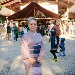 母娘で土佐神社へ初詣✨
