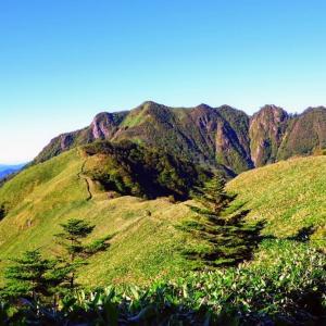 9月の伊予富士*日本200名山へ