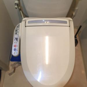 ウォシュレット交換 奈良県天理市 -トイレ便座交換--