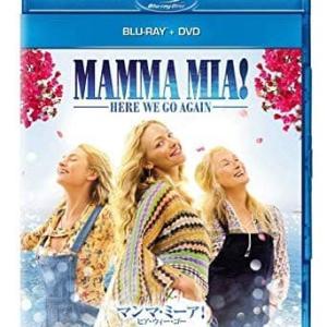 エーゲ海を背景とABBAの名曲を・・・映画「マンマ・ミーア!ヒア・ウィ ー・ゴー」