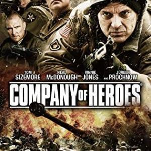 ナチスの原子爆弾計画を阻止せよ!!映画「カンパニー・オブ・ヒーローズ バルジの戦い」