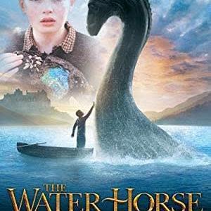 湖の神ネッシーを描いたファンタジー映画「ウォーター・フォース」