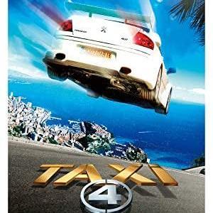 テンポ良すぎのコメディアクション映画「Taxi 4」