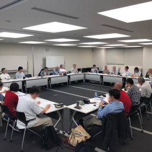 税経新人会 全国常任理事会