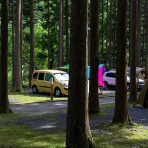 一眼レフで撮ったキャンプ写真~2021初夏~
