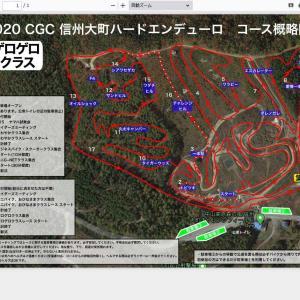 さて、大町コース図