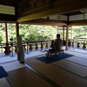 旧斎藤家別邸と北方文化博物館新潟別館