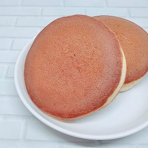 はまるふわふわ感!ローソン「ふわふわホットケーキ国産小麦粉使用2個入」の口コミとカロリーです♪