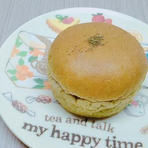 おどろきの糖質17.0g!ローソン「大麦の抹茶ホイップパン」の口コミとカロリーです♪