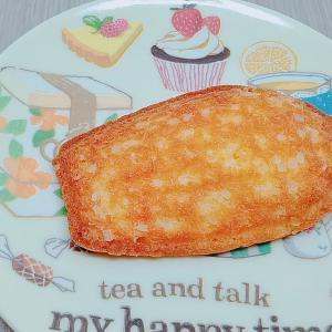 ざっくざく食感!ローソン「ざらめ入りマドレーヌ」の口コミとカロリーです♪