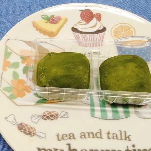 抹茶好きにおすすめ☆ローソン「モチーズ(お抹茶ティラミス)の口コミとカロリーです♪