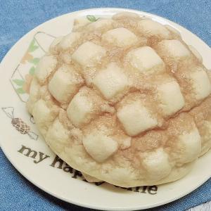 さっくさく!セブン【サックサクメロンパン(欧州産発酵バター使用】の口コミとカロリーです♪