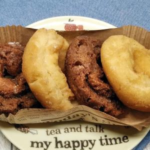 ローソン「ケーキドーナツ 4個入」の口コミとカロリーです♪