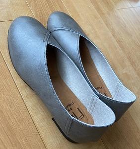 生協で靴を買ってみた