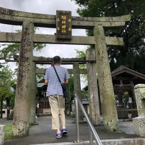 七夕神社へ その2