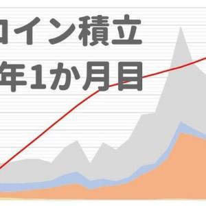 【仮想通貨積立 運用実績】25か月目は+4.4%!oh my god…(2020年2月)