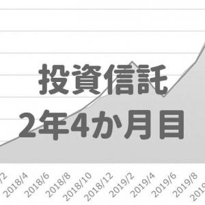 【積立投資信託 運用実績】28ヶ月目は−15.2%!リートが含み損でも耐える(2020年3月)