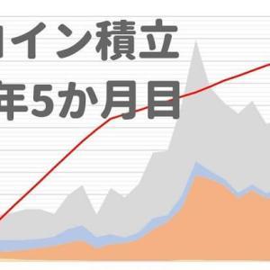 【仮想通貨積立 運用実績】29か月目は+54,081円(2020年6月)