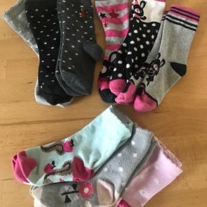 ☆靴下は日本で買うに限る!