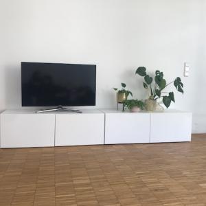 ☆家具の置き場を変えてみたけれど即却下