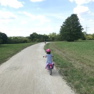 ☆もうサイクリングや嫌だ!と言われた日
