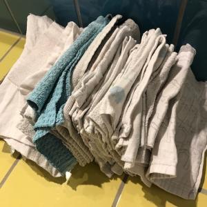 ☆日本&ドイツサイズのタオルが混在してます