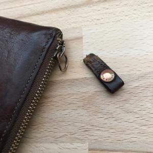 ☆キャッシュレスに向け、お財布を小型化!