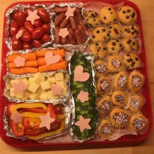 ☆幼稚園に20人前の朝ご飯を持参!