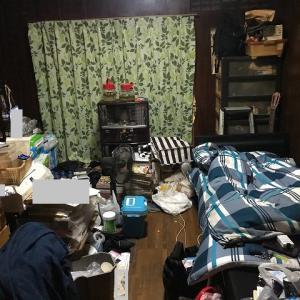 家族の力を合わせて実家のお片付け⑤弟さんのお部屋