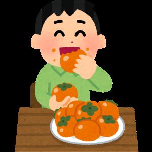 太陽の光をたっぷり浴びた松岡農園の富有柿2Lサイズ【ふるさと納税】