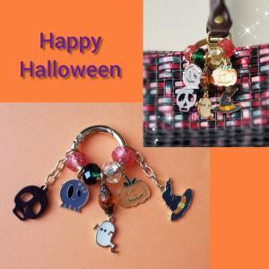 Halloweenなバッグチャーム