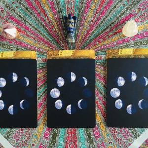 満月◯山羊座【3択☆カードからのメッセージ】