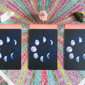新月●蟹座【3択☆カードからのメッセージ】